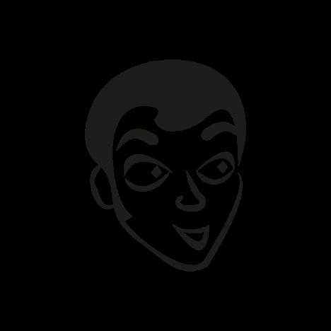 logo big head