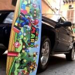 skinboard super mario kite