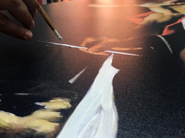 stampa tela canvas