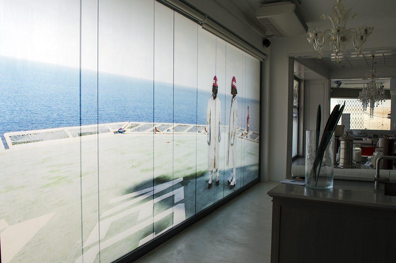 Stampa Crystal Glass Film