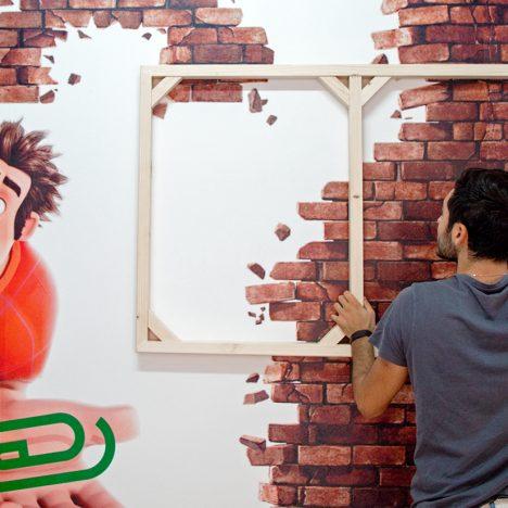 Telai per tela canvas o opere d'arte