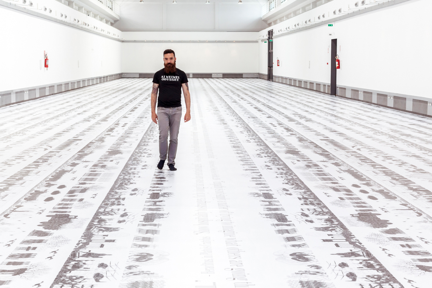 Amnesty International, Ai Weiwei e Odyssey