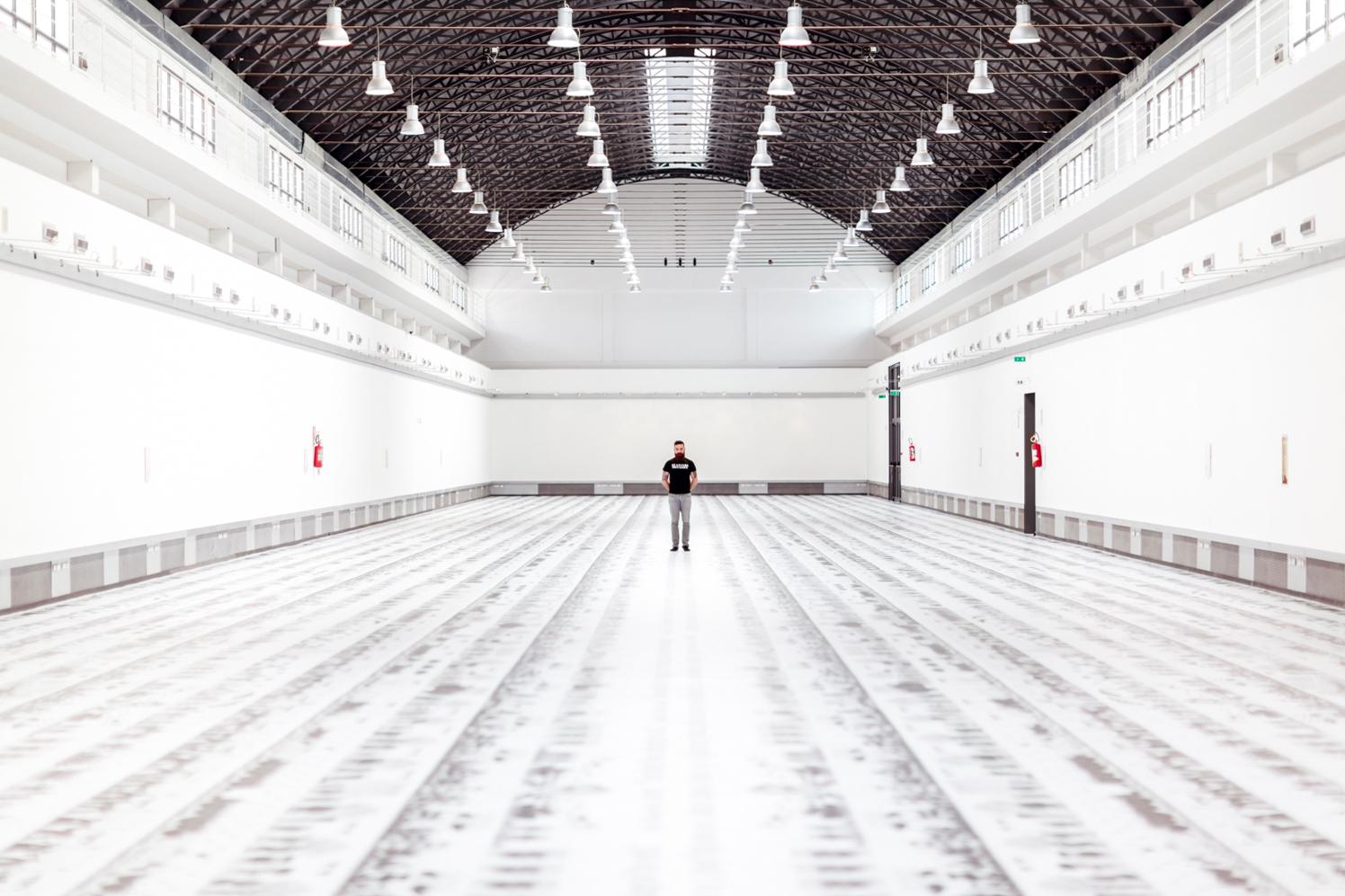 Ai Weiwei. Odyssey il diario